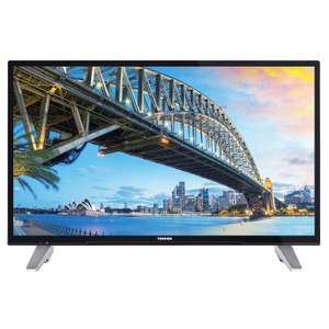"Toshiba 32W3663DA SmartTV mit 81cm (32""), HD Ready, Direct LED, Triple HD-Tuner, DVB-T2"