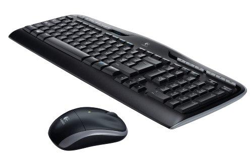 Logitech Wireless Combo MK330 - schnurlose Tastatur und Computermaus
