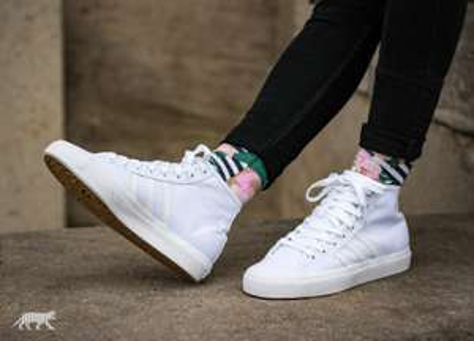 [asphaltgold] Adidas Matchcourt High RX in weiß für 50€ inkl. Versand (Gr. 36 - 46)