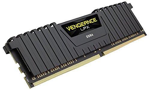 Corsair CMK8GX4M1A2400C14 Vengeance LPX 8GB (1x8GB) DDR4 2400Mhz CL14