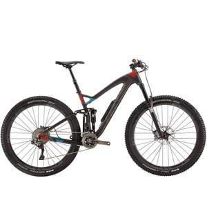 Felt Virtue FRD Mountainbike Carbon Fully Shimano XTR Di2 Antrieb @wiggle