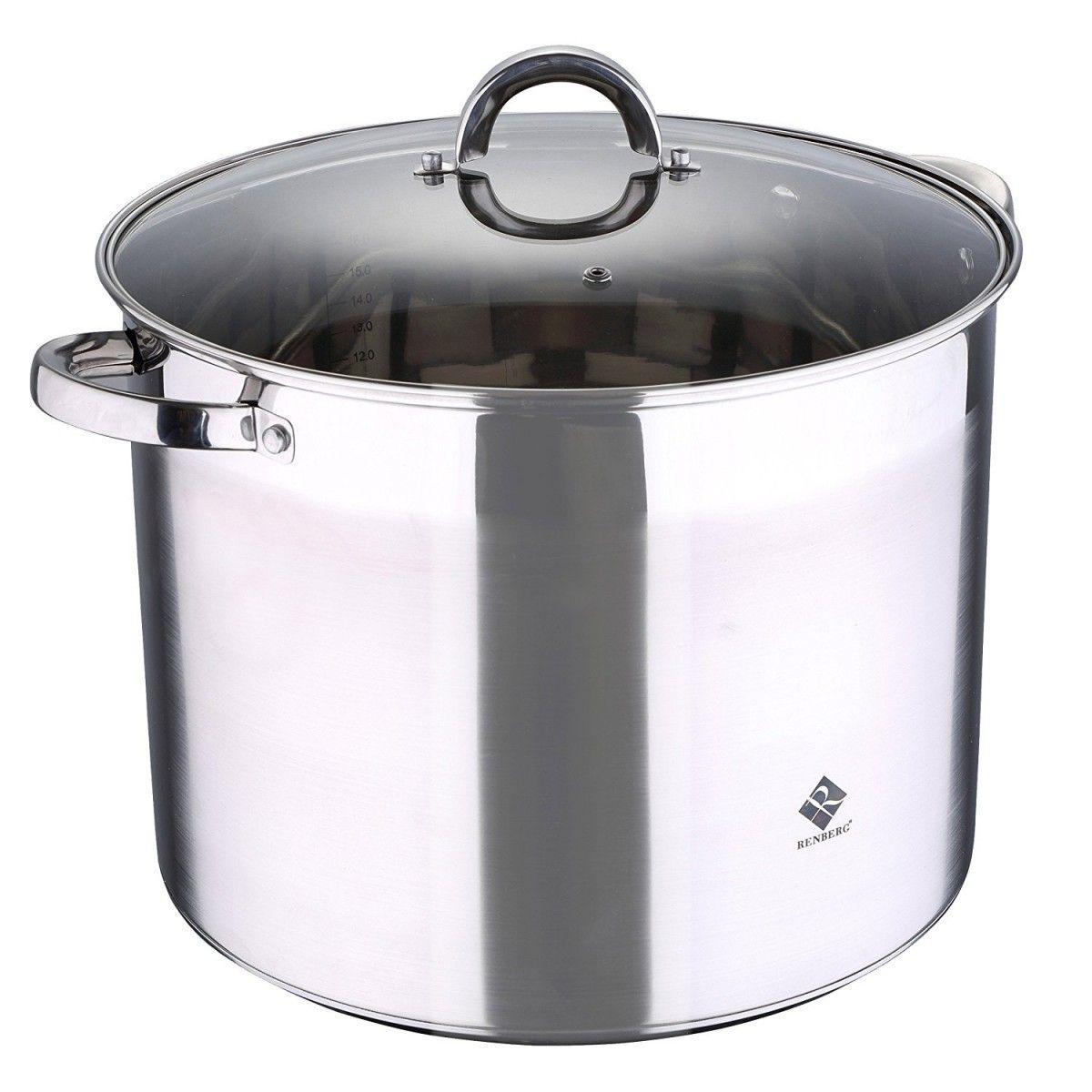 Großer Suppentopf (9l, 19 cm hoch) bei Top12 für 12,12 €