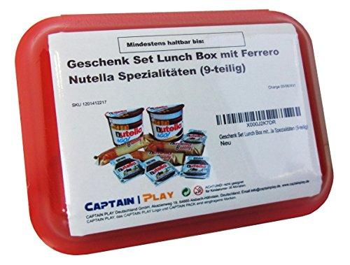Nutella Geschenk Set