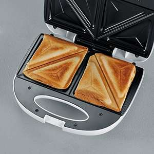 Severin SA 2971 Sandwich-Toaster, weiß [Amazon.de Prime]