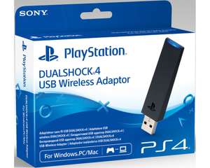 Lokal Saturn Berlin Steglitz - Sony Playstation 4 DualShock USB Wireless Adaptor PS4 für 9,97€