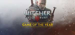 [GOG] The Witcher 3: Wild Hunt, The - Game of the Year Edition für 12€ [VPN]