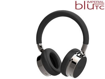 [iBood/Ceconomy] Imperial bluTC2 Bluetooth 4.0 Kopfhörer/Headset mit Touch Control | Bluetooth 4.0, AptX, Akku Laufzeit: ca. 12 Std. | schwarz