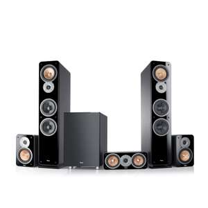 Teufel Ultima 40 Surround 5.1-Set - Der Klassiker für audiophile