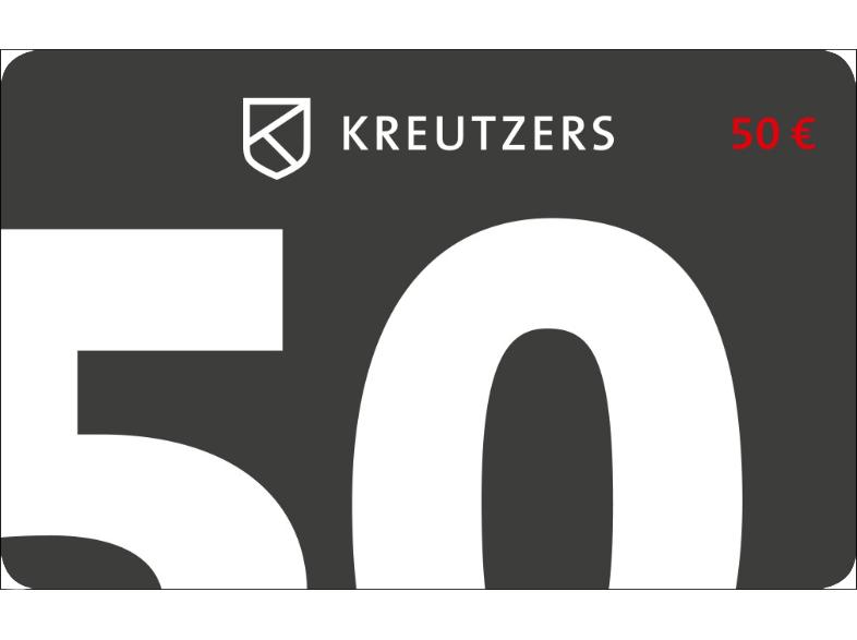 [Media Markt] KREUTZERS 50€ Fleisch- und Genussgutschein