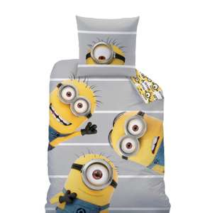 Minion Bettwäsche Minions Amazon Prime 2 Teilig