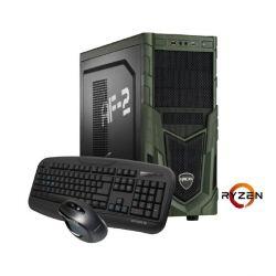 [Cyberport] Hyrican Military Gaming 5489 Ryzen R7 1800X 16GB/2TB 240GB SSD RX480 Win 10