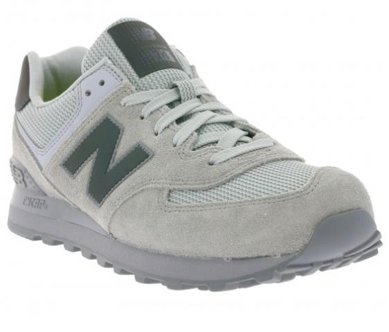 Viele New Balance Sneakers schon ab 29,99€ statt 60-90€ bei Outlet46, z.B. New Balance ML574UWA (36-40) für 34,99€ statt 64€