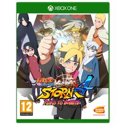 Naruto Shippuden Ultimate Ninja Storm 4: Road to Boruto (PS4 & Xbox One) für je 20,30€ (Game UK)