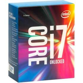 [Rakuten] Intel Core i7-6800K boxed ohne Kühler | Sockel: 2011-3 | statt 400€