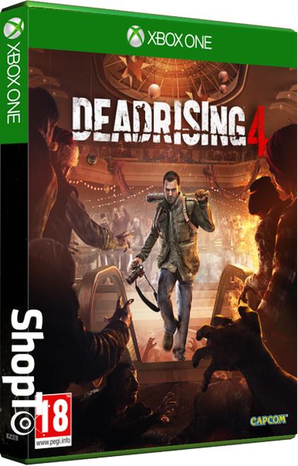 Dead Rising 4 (Xbox One) für 21,75€ inkl. VSK (ShopTo)