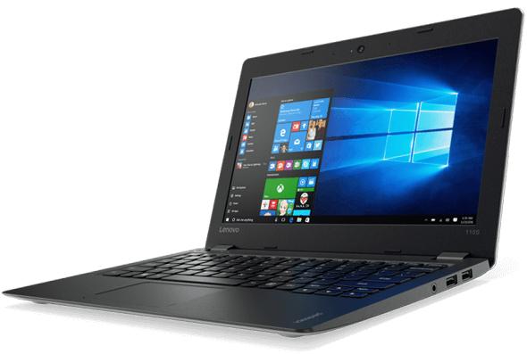 Lenovo ideapad 110s 11'' - Notebook (Intel Pentium N3710, 4 GB RAM, 256 GB SSD, AC-WLAN etc.) direkt von Lenovo