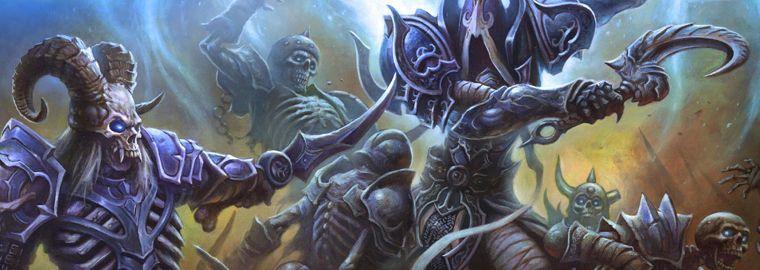 [HOTS] Leoric's Phantom Mount + Epic Loot Chest + Ghost Kerrigan Wings für Diablo 3