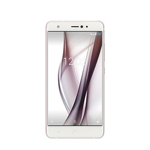 "[Amazon.it] BQ Aquaris X weiss/perl-rosa und schwarz 32GB/3GB, Android 7.11, 5,2"" FHD"
