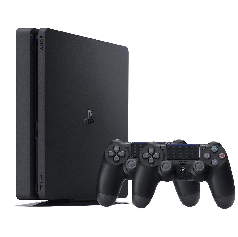 PlayStation 4 Slim 500GB + 2. Controller