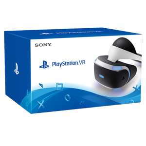 Sony PlayStation VR-Brille (PSVR) + Sony PS4 Kamera (2016) + Farpoint + VR Worlds für 406€ (ShopTo)
