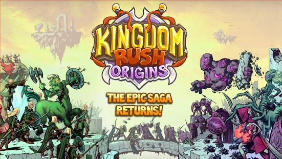[Android] Kingdom Rush Origins und Frontiers für 0,59€ (statt 1,89€ / 3,19€) im Playstore