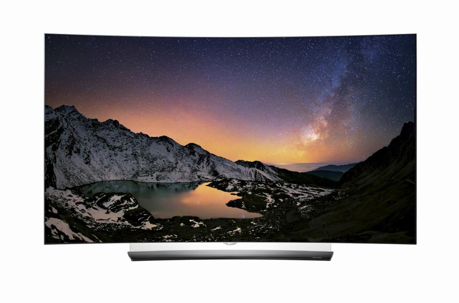 """[Lokal EURONICS] LG OLED 65C6D 65"""" 3D UHD Curved Fernseher"""