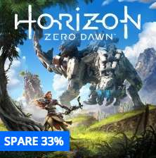 [PSN] Horizon Zero Dawn *** Nioh