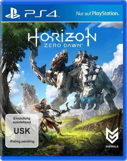 Sony Playstation 4 - Horizon Zero Dawn ab €31,96 [@Conrad.de]