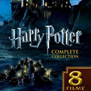 [iTunes] Harry Potter Complete Collection - alle 8 Filme zum Download in Full HD
