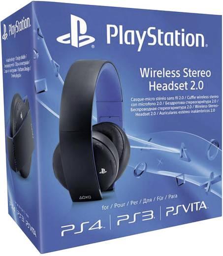 Sony Playstation 4 Wireless Stereo Headset 2.0 (weiss / schwarz) Conrad inkl. VSK