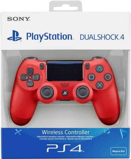 Dualshock 4 Wireless Controller V2 (Blau, Rot & Weiß) für je 42,44€ (Conrad)