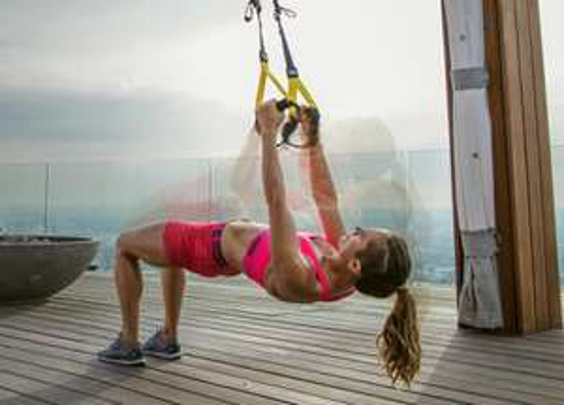 TRX Training / Transatlantic Fitness: 10 Euro Gutschein