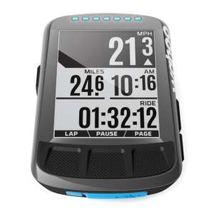 Wahoo ELEMNT Bolt - GPS Bike Computer -15% at eBay (Voucher PBIKE)