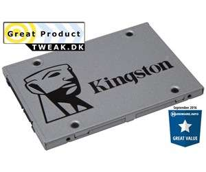 480Gb Kingston SSD UV400 [Proshop]