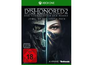 Dishonored 2: Das Vermächtnis der Maske (Exlusives Metal Plate Pack) [Xbox One]