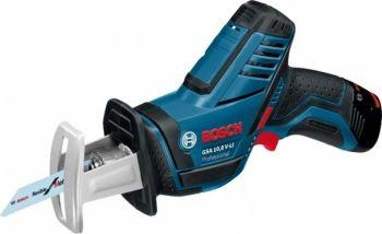 Bosch GSA 12V-14 (10,8V-LI) Professional + L-Boxx ohne Ladegerät und Akku