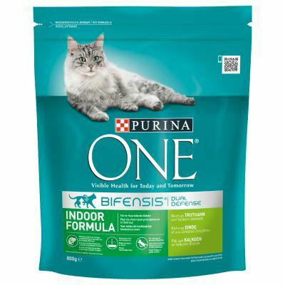 Purina One Katzenfutter 3-Wochen-Testaktion mit GZG