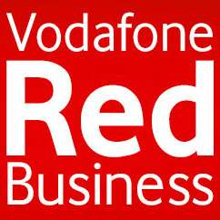 Vodafone RED Business Data Datentarif mit 10-20 GB LTE ab 9,99 € netto (= 13,40 € brutto)