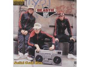 [Saturn] [Amazon] Beastie Boys Best Of: Solid Gold Hits Doppel-LP Vinyl für 13,99€ inkl. VSK