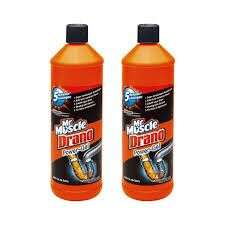 Drano Power Gel 2x1 Liter bei real Neukölln