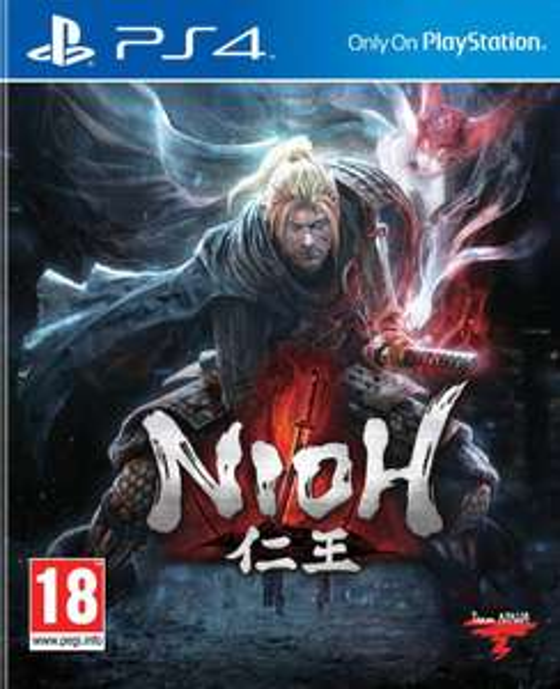 Nioh PS4 Amazon.fr 28,60€ inkl. Versand