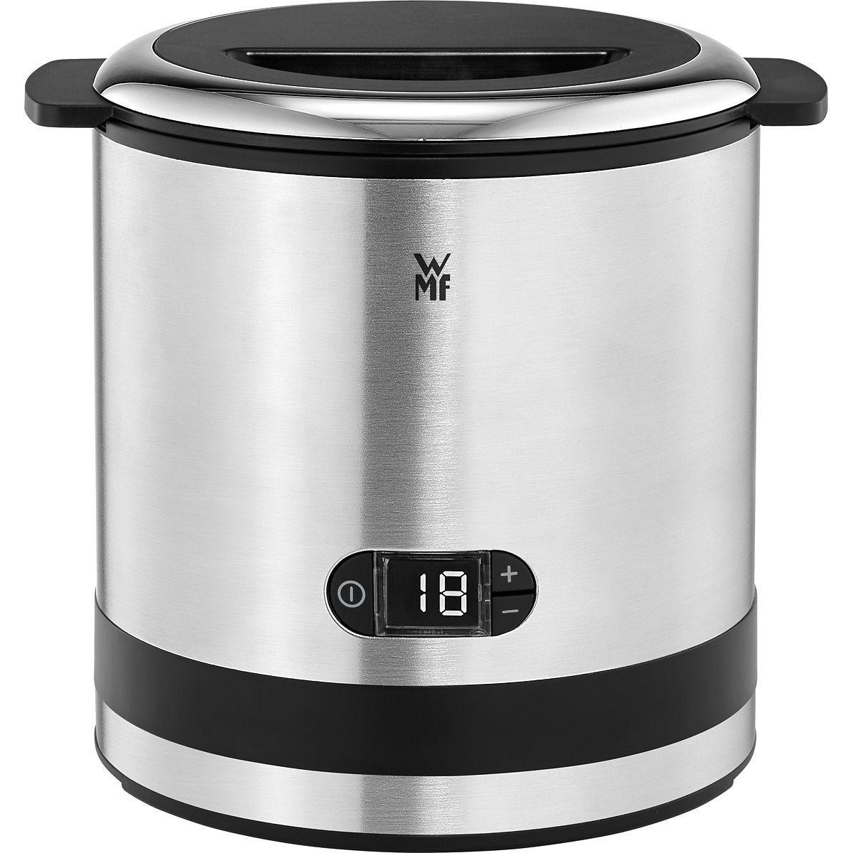 [karstadt] WMF Küchenminis Eismaschine 3in1, silber -nur mit Kundenkarte-