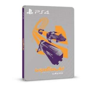 WipEout Omega Collection + Steelbook
