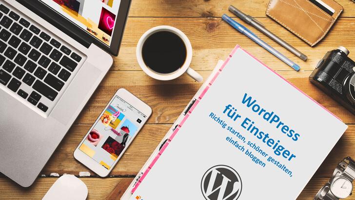 "[Strato] Kostenloses E-Book ""WordPress für Anfänger"""
