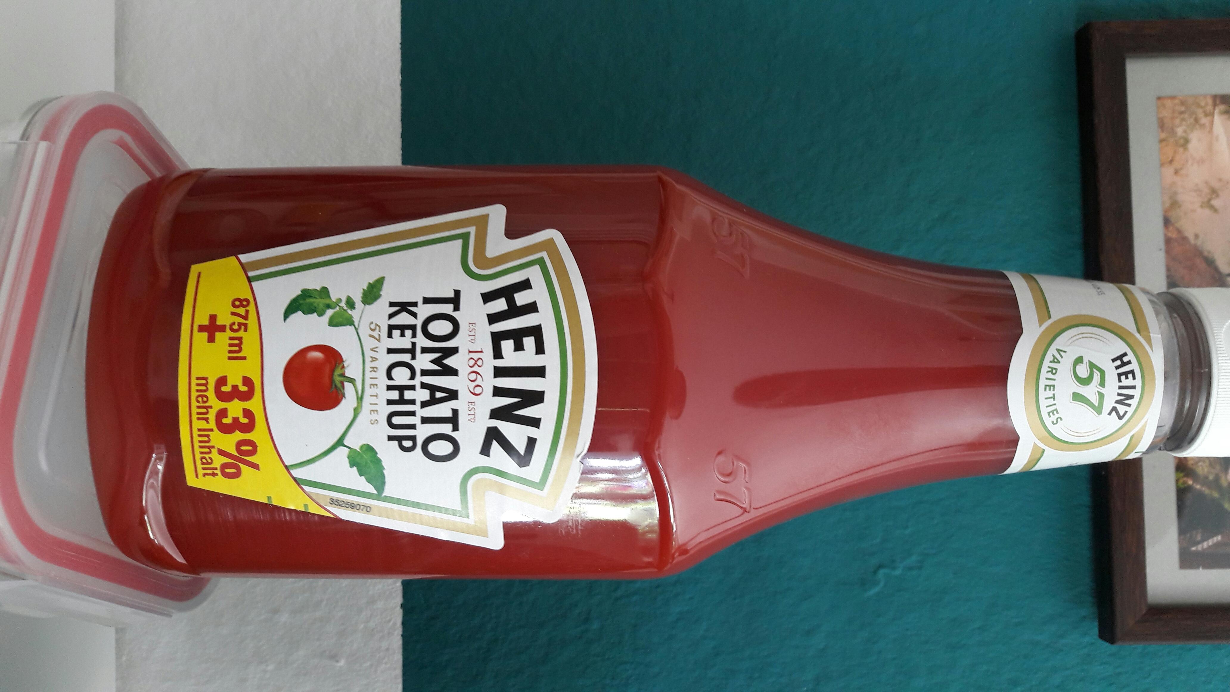 [Lokal?] Heinz Tomatenketchup 1,35 kg (1170ml) bei Aldi in Köln Dürenerstr. Bundesweit?