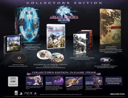 [Prime] Final Fantasy XIV - A Realm Reborn - Collector's Edition [PS3] für 21,01€