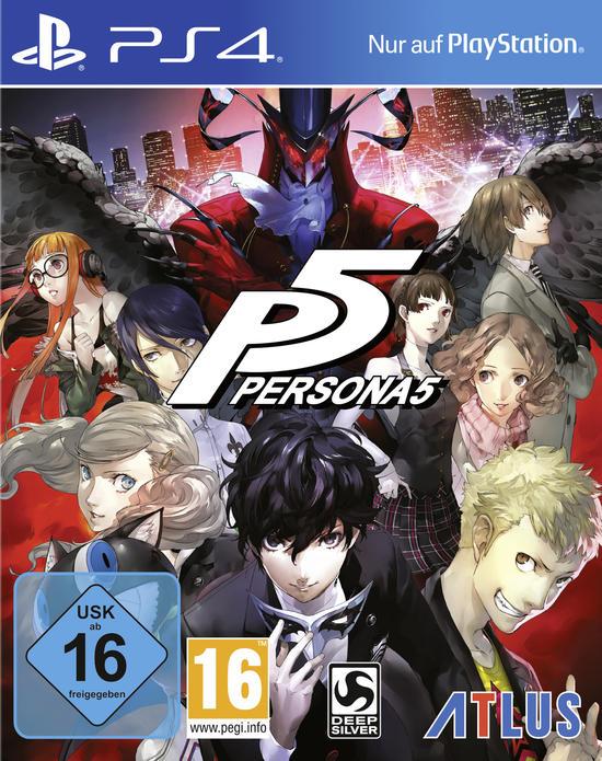 Persona 5 (PS4) für 49,99€ (Gamestop + Amazon)