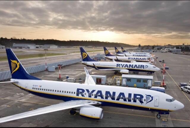 Ryanair: Innereuropäische Flüge von deutschen Flughäfen ab 4,99 Euro pro Strecke [Datums- und Zielabhängig]