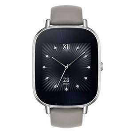 Asus ZenWatch 2 Smartwatch silber-grau refurbished
