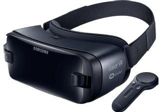 SAMSUNG Gear VR inkl. Controller (SM-R324NZAAATO) für 87€ [mediamarkt.at]
